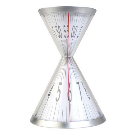 hourglass-desk-clock