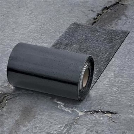 This Asphalt Driveway Repair Is Duct Tape For Black Top