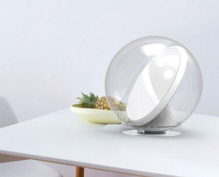 Lucy Solar Powered Sun Lamp