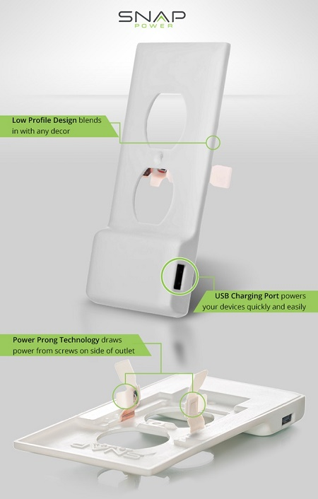 Snap Power Charger
