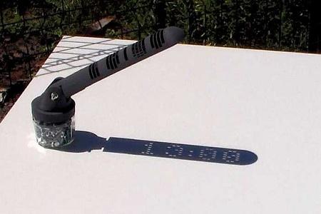 Digital Sundial