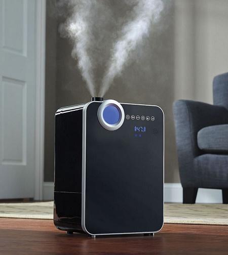 Warm Mist Humidifier