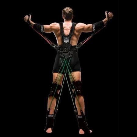 BAS-RUTTEN Full Body Workout Suit