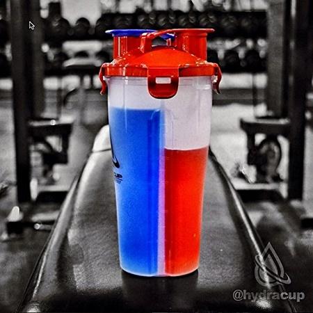 Hydra Cup Dual Shaker