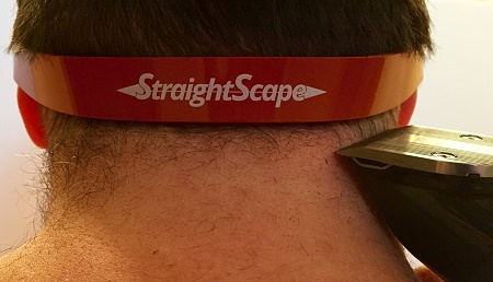 StraightScape shave helper