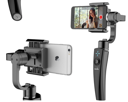 3-Axis Gimbal Pro View S3