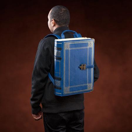 Olde Book Backpack