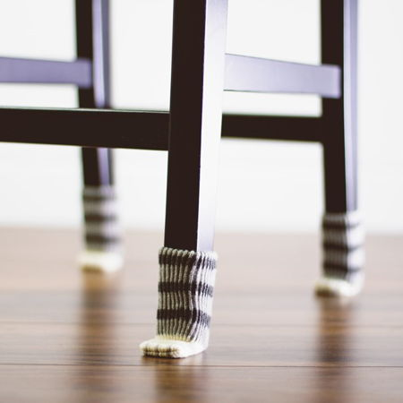 Chair Socks keeps your floor safe from scratches