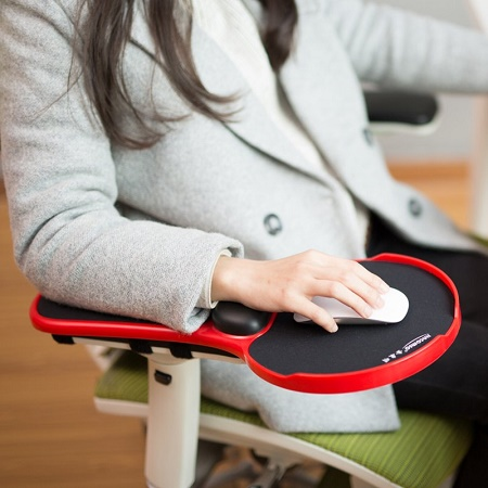 Mouse Pad Arm-Stand