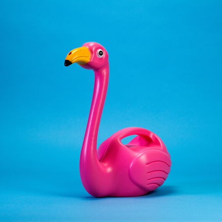 flamingo-watering-can