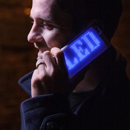 led-matrix-phone-case