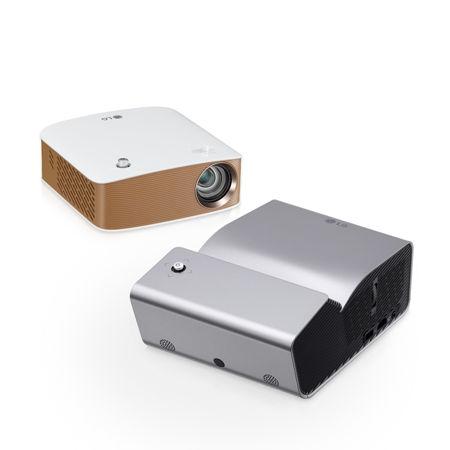 New LG Minibeam projector