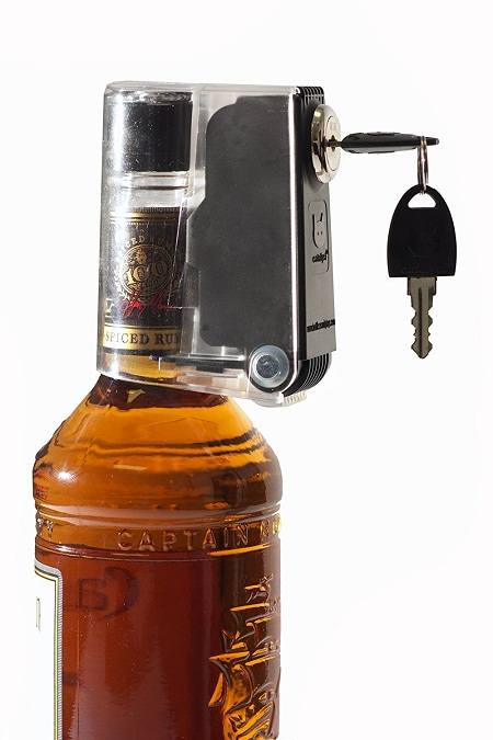 bottle-lock