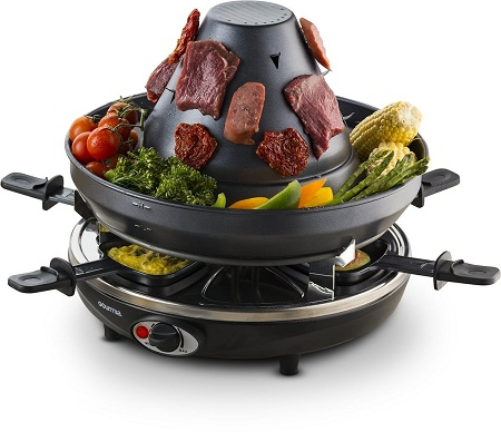Raclette Vertical Grill