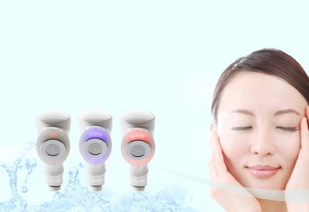 Phototherapy Shower Head