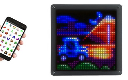 Pixel Art LED Frame
