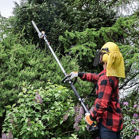 Telescoping Hedge Trimmer