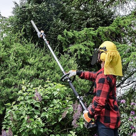 Telescoping Hedge Trimmer
