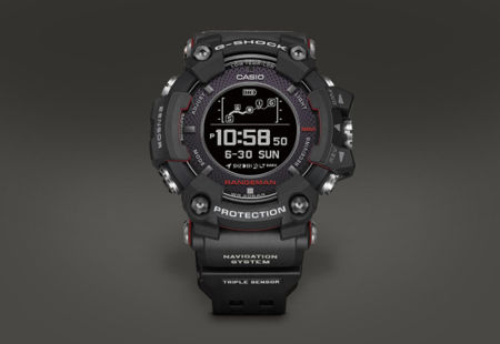 best website f2dd2 27b2b Casio Rangeman GPR-B1000 is another first for the watch ...