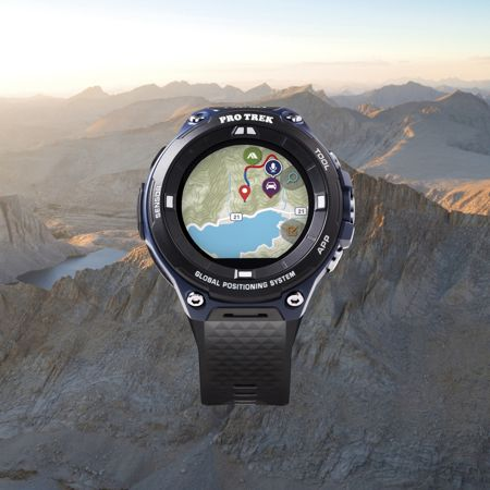Casio-pro-trek-Watch