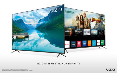 Vizio M Series 4K HDR Smart TV