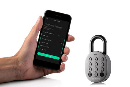 igloohome-smart-padlock