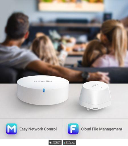MESHdot Kit Wi-Fi mesh network system