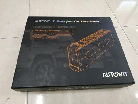 Autowit 12V Batteryless Car Jump Starter Review
