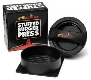 Grillaholics Stuffed Burger Press