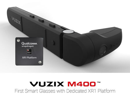 Vuzix M400 enterprise smart glasses