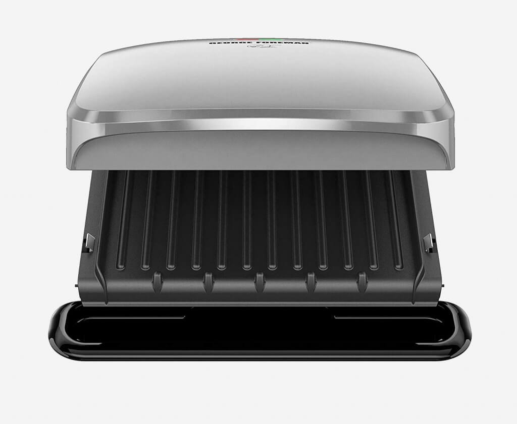 George Foreman Grill open