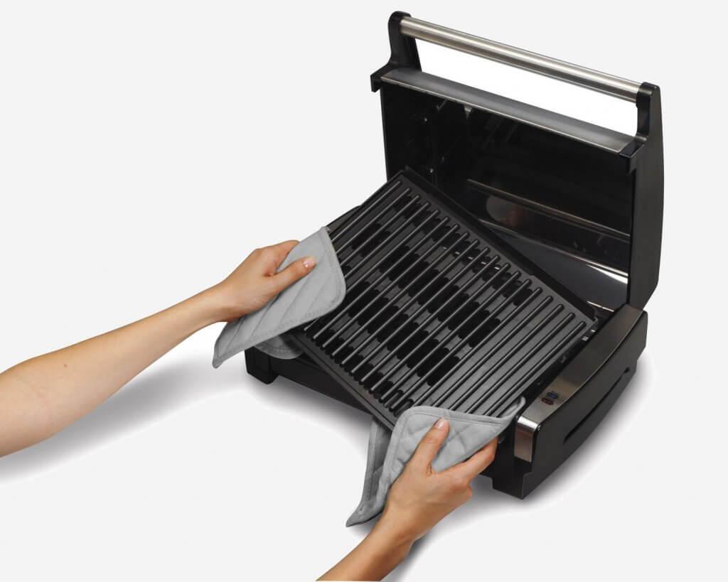 Hamilton Beach grill change plate