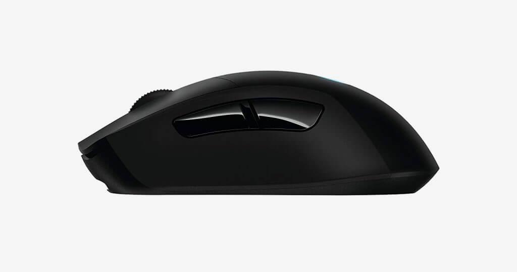 Logitech G703 buttons