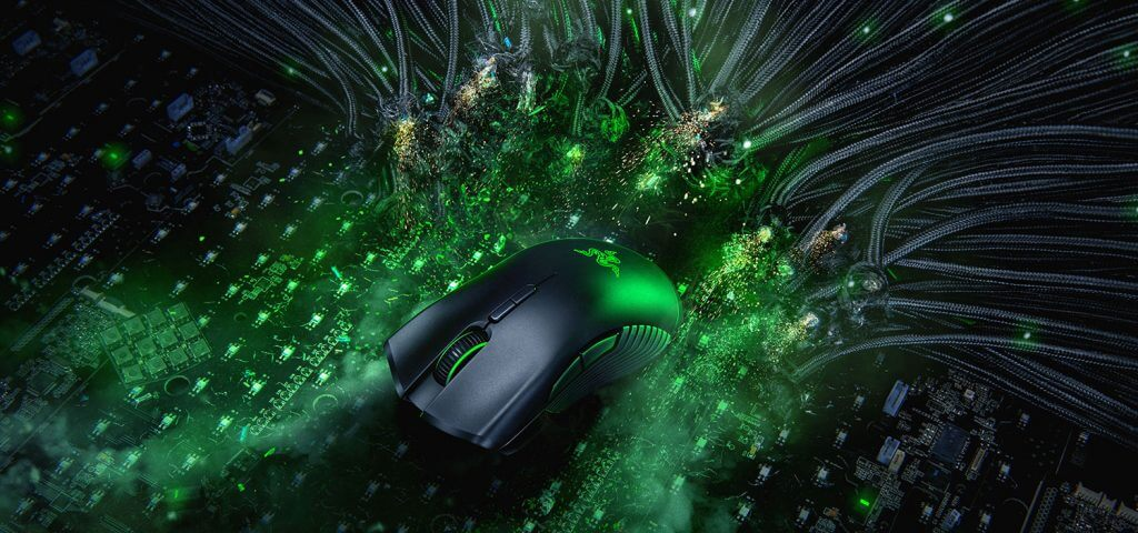 Razer Mamba Wireless Promo Shot