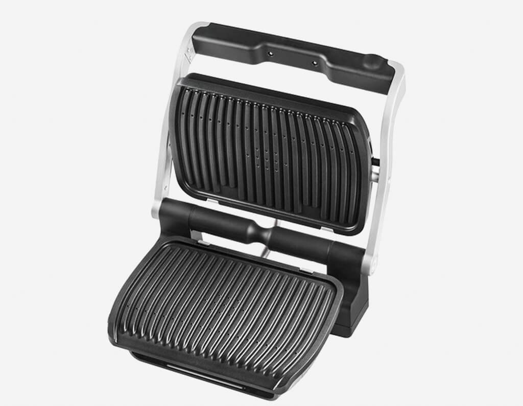 T-fal GC70 OptiGrill open