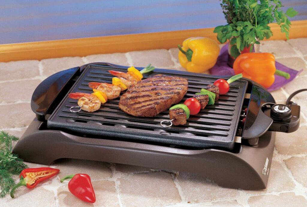 Zojirushi EB-CC15 grilling