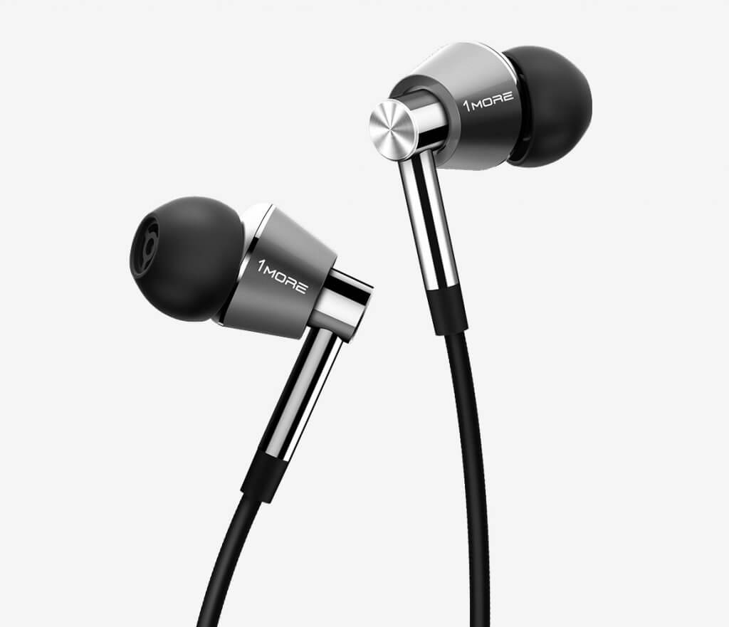 1MORE Triple-Driver Earbuds
