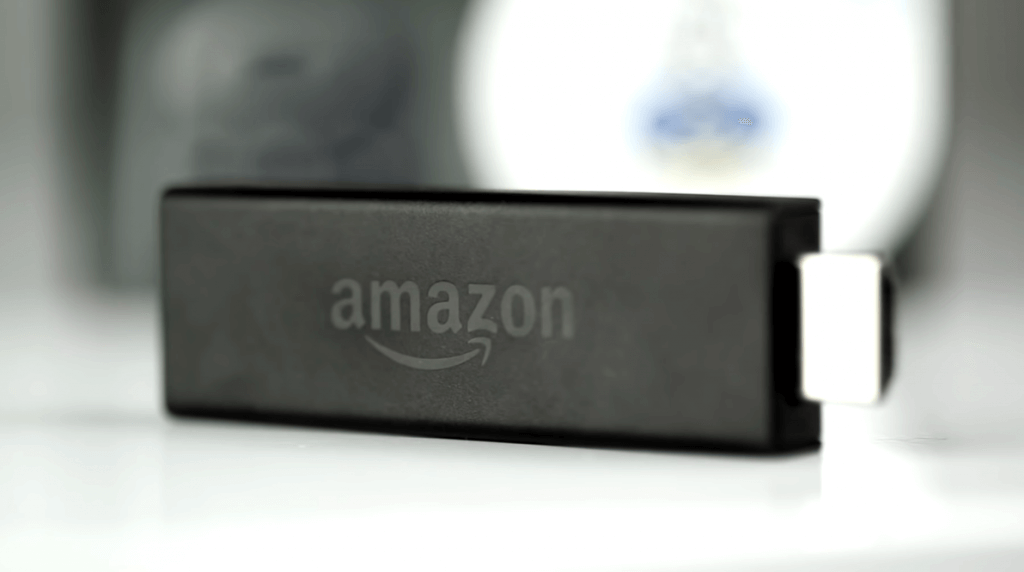Amazon Fire TV Stick close up