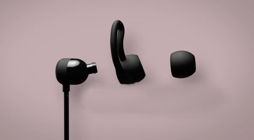 Beats by Dr. Dre BeatsX Wireless earbud tips
