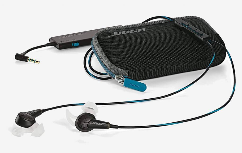 Bose QuietComfort 20 bag