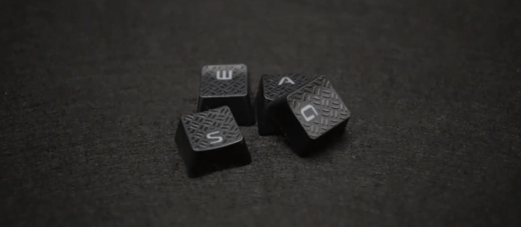 Delux T9X keys