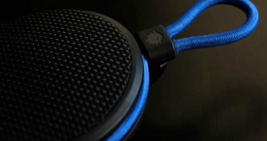 Fugoo GO 100% Waterproof Bluetooth Speaker cord