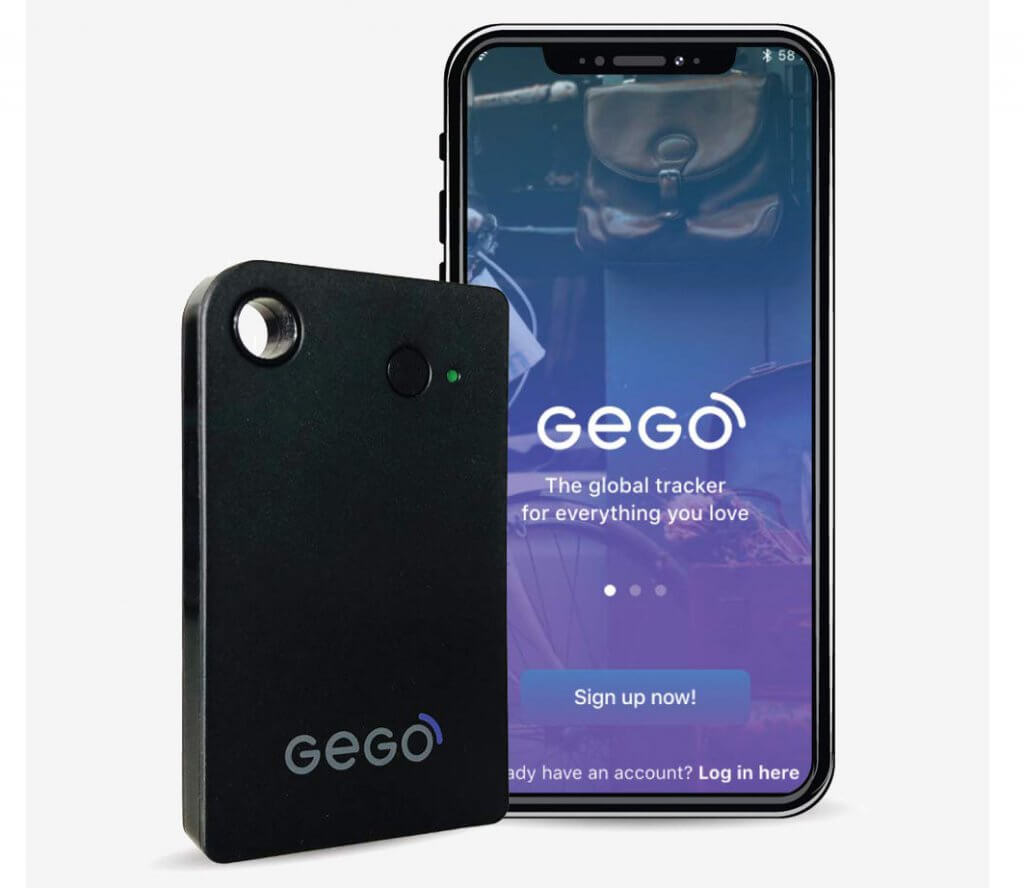 GEGO Luggage Tracker