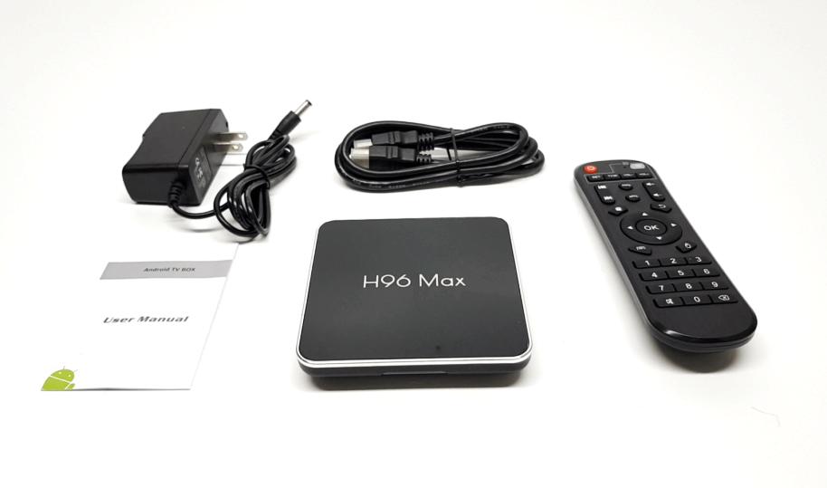 H96 max X2 accessories