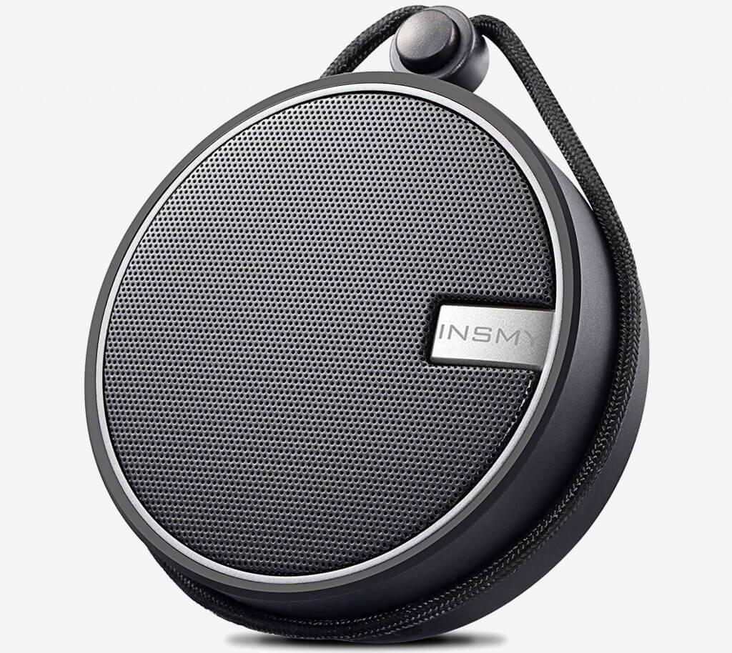 INSMY Portable Bluetooth Shower Speaker