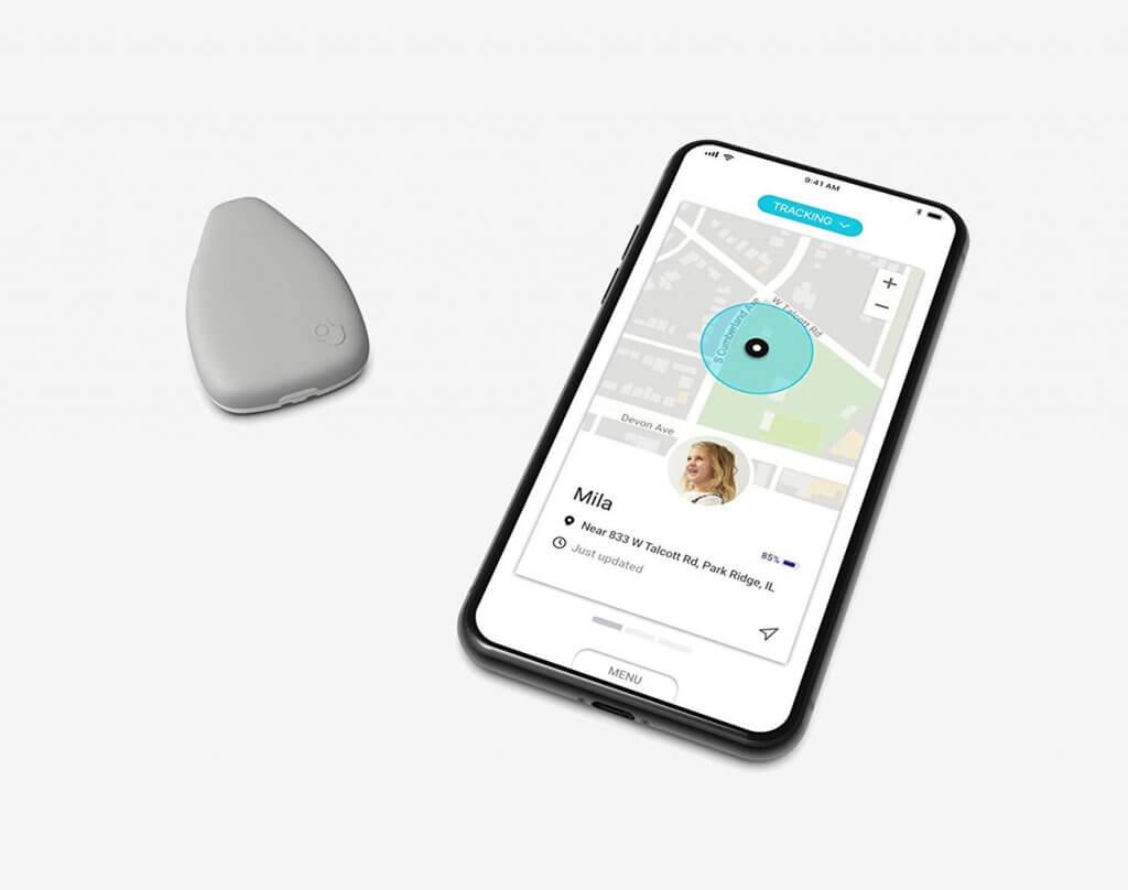 Jiobit GPS Tracker smartphone app