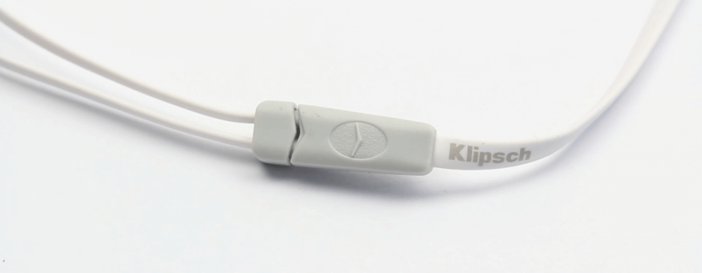 Klipsch R6i accessories controls