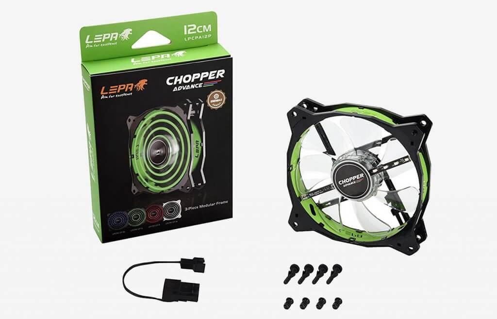 LEPA Chopper Advanced LPCPA12P-G unboxed