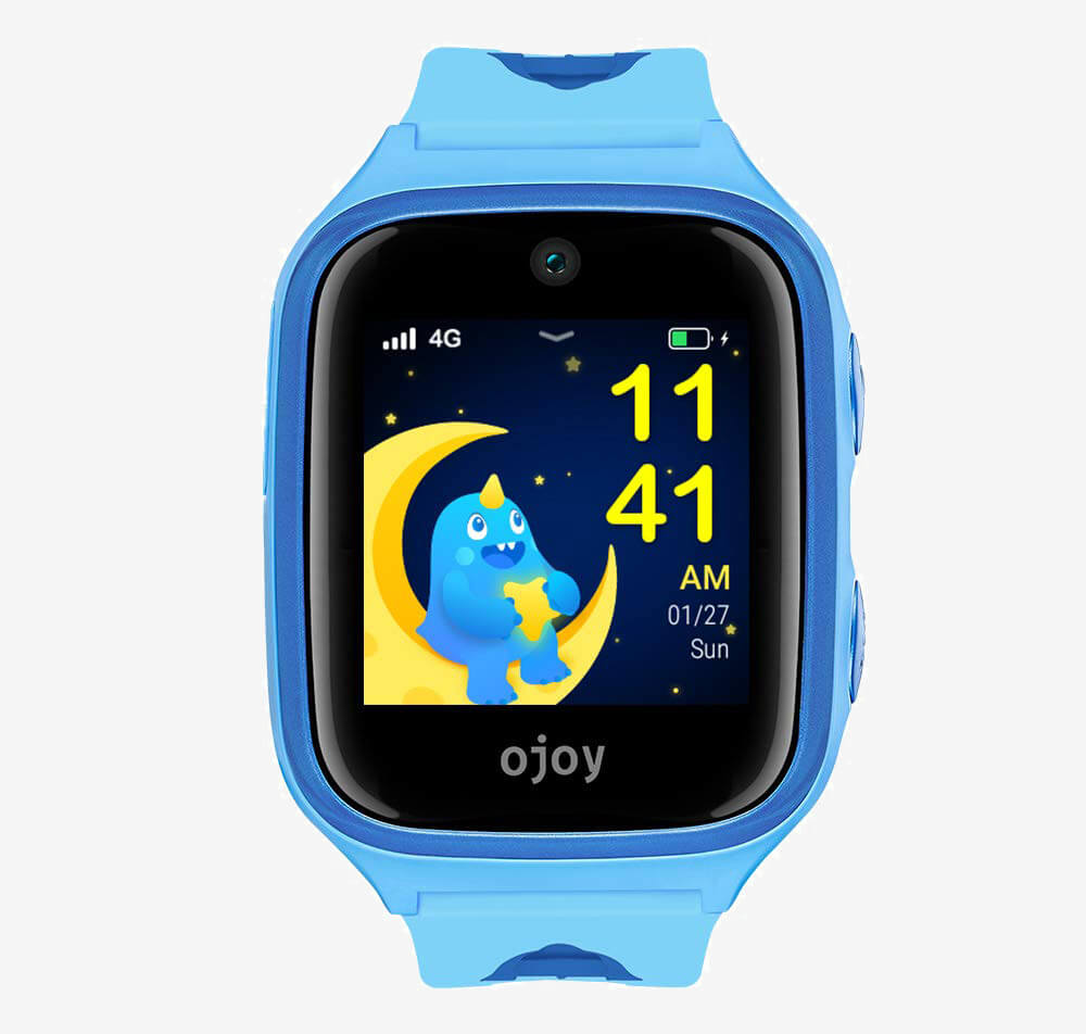 OJOY A1 Smart Watch For Kids front
