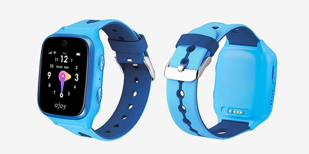 OJOY A1 Smart Watch For Kids side and back